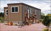 Shipping Container Homes Park Model RV Trailers - $1 (BC)