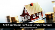 Sell Your Home For Cash Waterloo